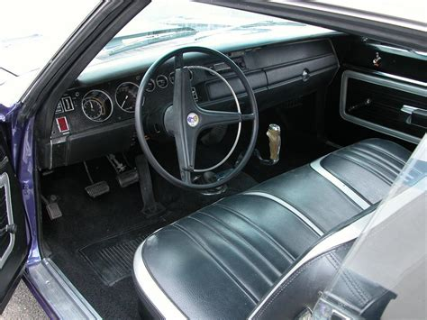 Interior Road by 1970 Plymouth Road Runner 2 Door Coupe 66424
