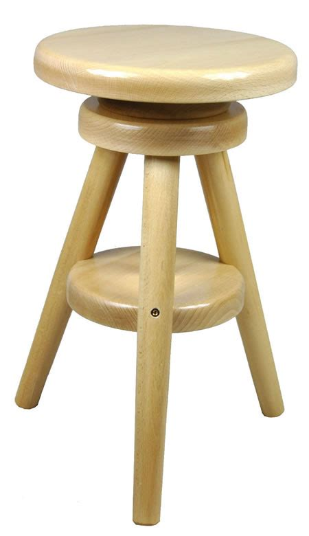 screw top bar stools tonby adjustable screw seat kitchen bar stool wooden frame