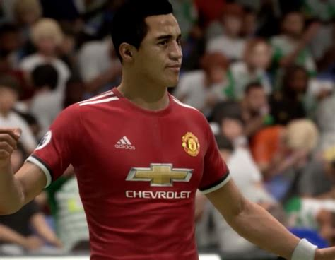 alexis sanchez fifa 18 how to use alexis sanchez with manchester united on fifa