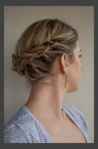 braided styles up do for hair on the sides updos for medium length hair your fairy godmother