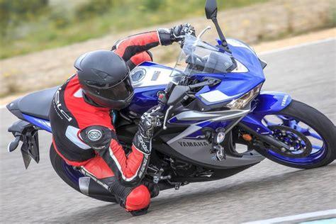 Motorrad Supersportler Test 2015 by Yamaha Yzf R3 2015 Test Und Details