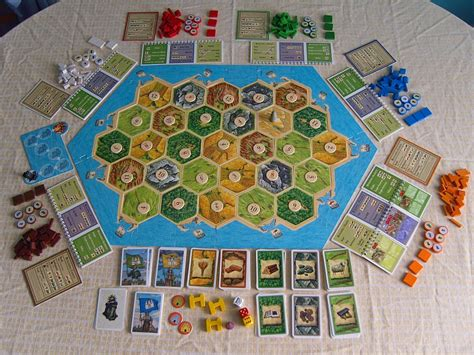 Catan Explorers And Expansion Board settlers of catan the o jays and the settlers on