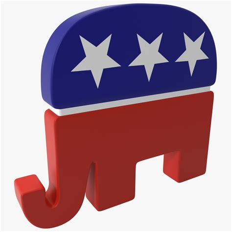the gallery for gt republican elephant png