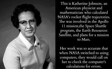 katherine johnson code katherine johnson american physicist and mathematician