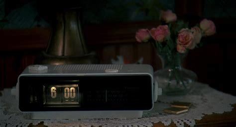 panasonic rc  alarm radio clock   bill murray