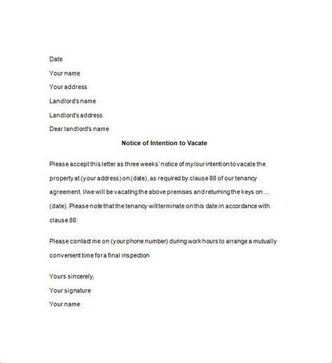 template of notice to quit 18 notice to quit templates pdf doc free premium templates