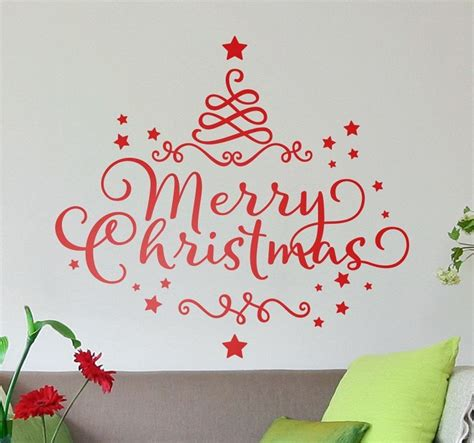 merry wall sticker merry wall sticker tenstickers