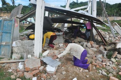 earthquake vietnam earthquakes in bac tra my were anticipated experts say