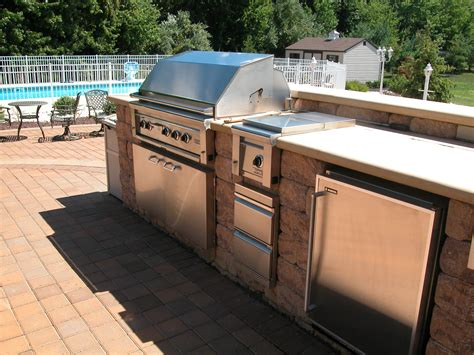 Outdoor Kitchen Deep Fryer Built In - tag archive for quot outdoor kitchens quot curto s appliance amp grill blog