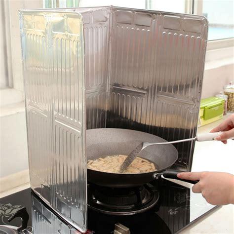 Kitchen Stove Insulation kitchen gas stove taiwan baffle plate aluminum foil