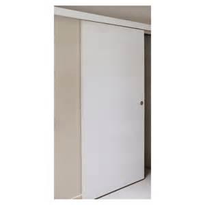 kit porte coulissante blanc porte int 233 rieure porte