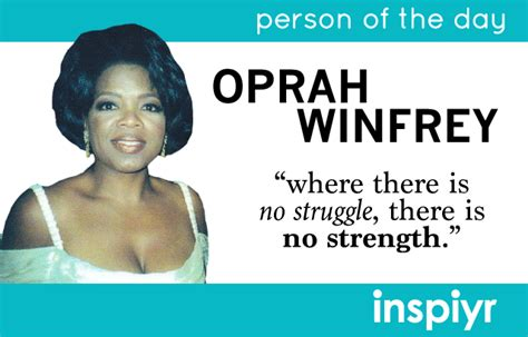 oprah winfrey the who would grow up to be oprah books let your struggles guide you