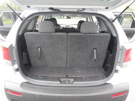 2012 Kia Sorento Third Row Seat 2012 Kia Sorento Review Cargurus