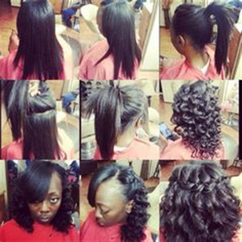 braidless sew ins in little rock arkansas diy braid and sewin flawless hair sew in braid patterns