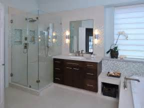 Modern Bathroom Renovations Space With A Contemporary Bath Remodel Carla Aston Hgtv