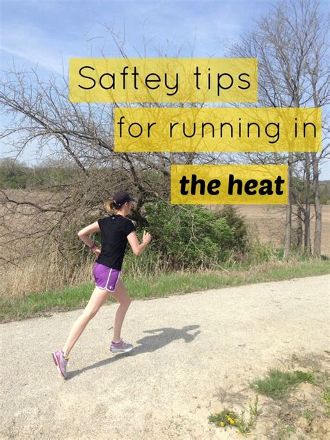 11 running safety tips for 11 best images about beat the heat on stay cool ac and the heat