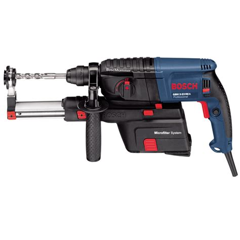 Bor Bosch Gbh 2 24 bosch gbh 2 23 rea sds rotary hammer inc dust extraction