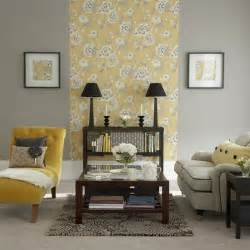 Gray And Yellow Living Room by A Chi Chi Affair Living Room Mood Board