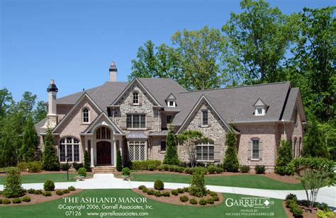 Manor House Plans ashland manor house plan house plans by garrell