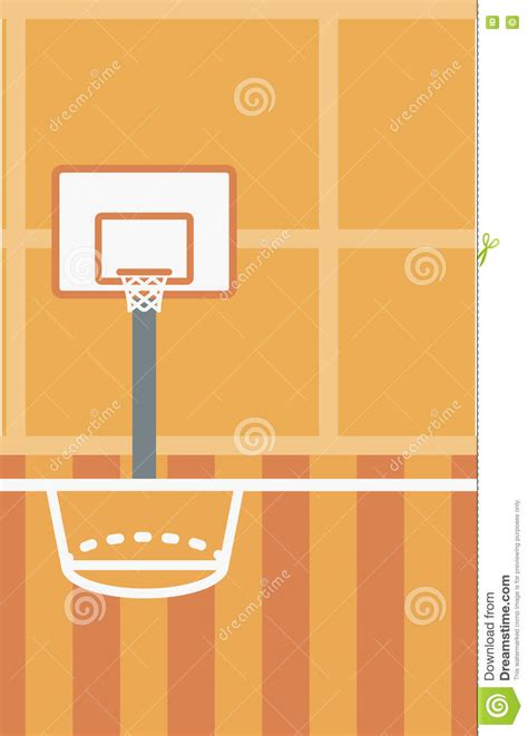 layout of vector arena background of basketball court stock vector image 72669558