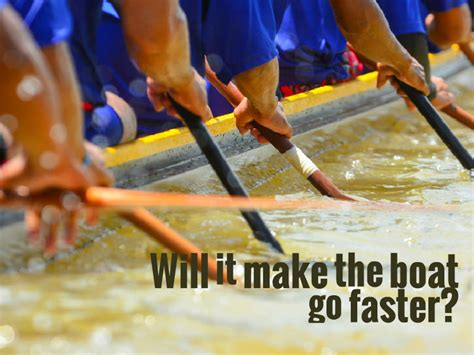 what makes the boat go faster episode 263 make the boat go faster