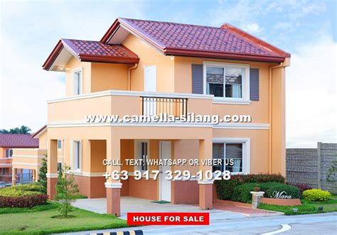 camella silang house and lot near tagaytay city camella silang tagaytay mara house and lot for sale in