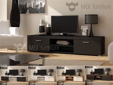 modern tv cabinets uk modern tv stand lowboard 005 mex furniture