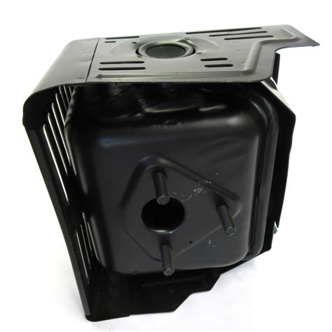honda muffler exhaust muffler for honda gx340 gx390 11hp 13hp copy