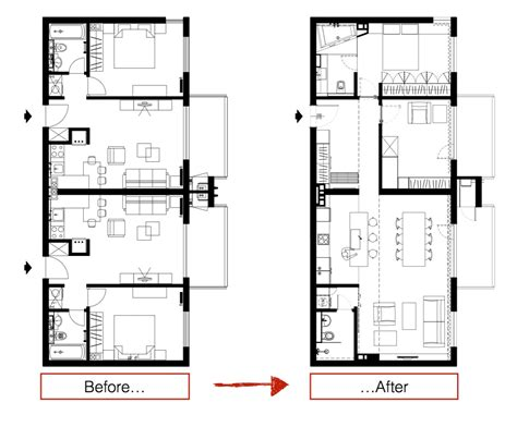 sq ft three sleek apartments under 1500 square feet from all in