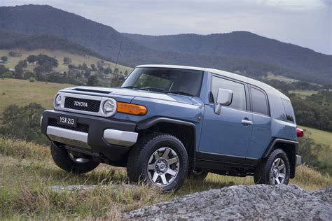 fj cruiser toyota fj cruiser lifestyle review photos caradvice