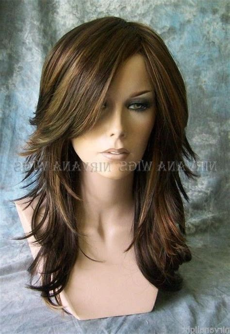 short layers on top and long layers in back haircuts photo gallery of long hair short layers hairstyles