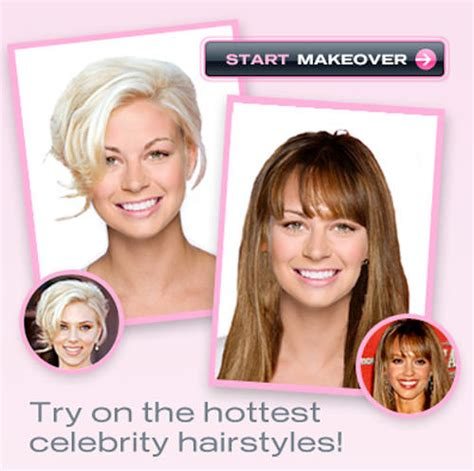 Free Hairstyle Makeover by Choose A Do With Free Hairstyles