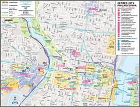 maps of philadelphia