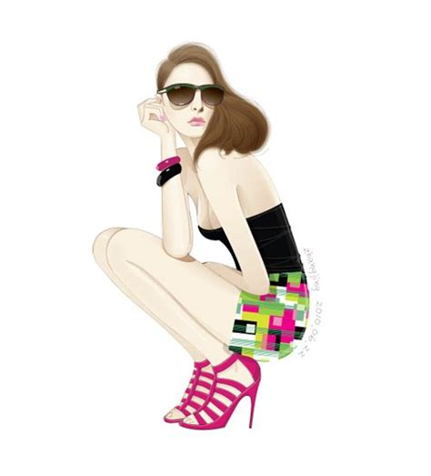 fashion illustration adobe illustrator 62 best images about jillhear s fashion illustrations on keira knightley 20s