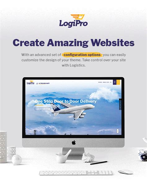 pc themes delivery logipro delivery freight distribution logistics for