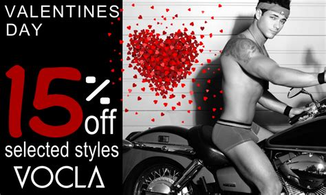 and valentines offer at vocla