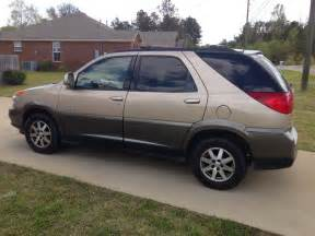 Buick Rondevous 2002 Buick Rendezvous Pictures Cargurus