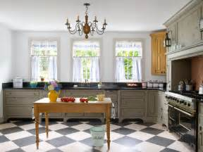 Colonial Kitchen Cabinets by A New Colonial Kitchen Old House Online Old House Online