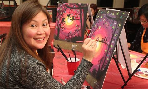 paint the nite groupon melbourne paint for melbourne in doncaster vic groupon