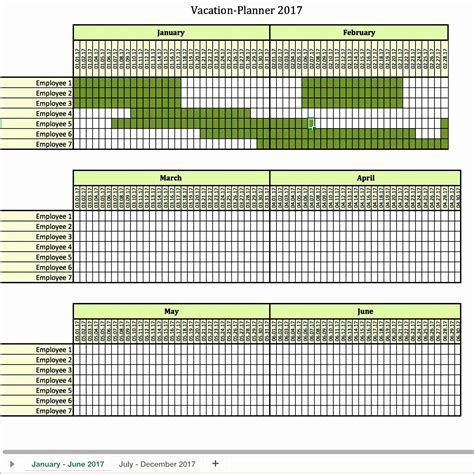 8 Monthly Employee Work Schedule Template Excel Exceltemplates Exceltemplates Monthly Shift Schedule Template
