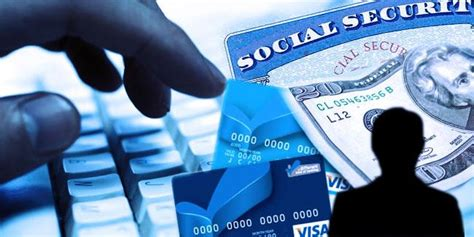 how do thieves make credit cards city of dubois department 187 identity theft