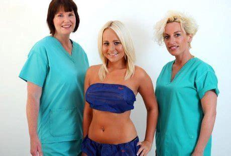 Bra Masa Pertumbuhan bra ini diciptakan karena tak semua orang mau di ruang operasi