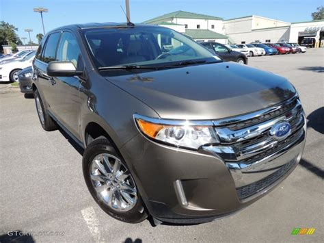 mineral gray metallic ford edge mineral gray metallic 2013 ford edge limited exterior