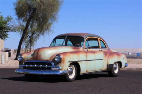 1952 chevrolet styleline deluxe custom for sale