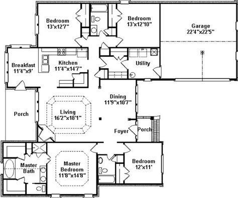 colonial house plan alp 035r chatham design group 4 bedroom 3 bath colonial house plan alp 0319