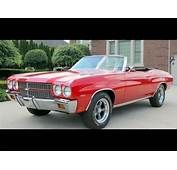 1970 Chevy Malibu Convertible Classic Muscle Car For Sale