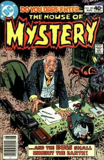 house of mystery house of mystery volume comic vine
