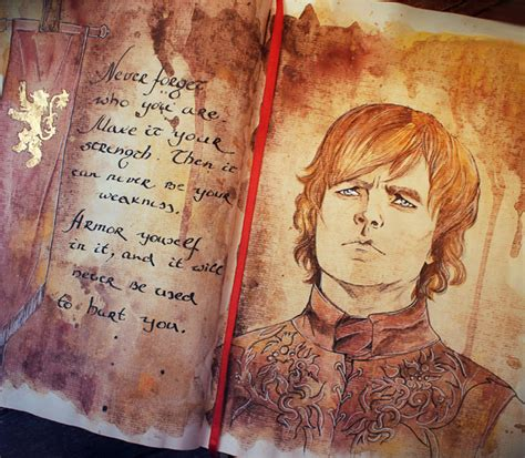 tyrion lannister by kinko white