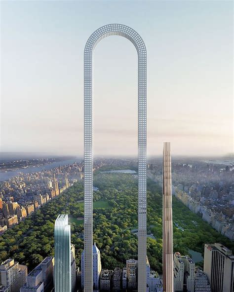 U Shaped Building | u shaped building se to be built in new york city thechive