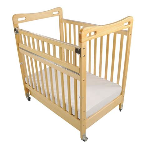 Safest Cribs by Mini Crib With Wheels Mini Baby Cribs Davinci Kalani